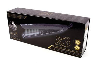 corioliss hair straightener