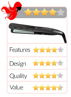 remington flat iron