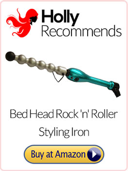 bed head curling wand