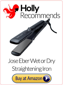 jose eber straightener