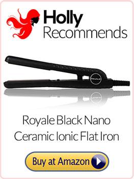 royale hair straightener
