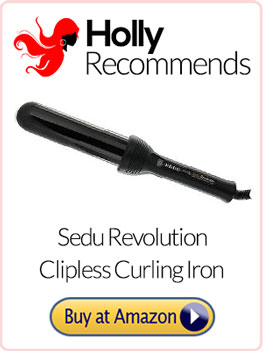 sedu curling iron