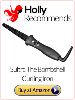 sultra curling iron