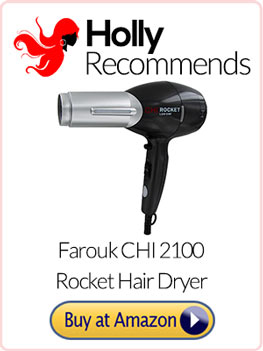Farouk Chi Hair Dryer Review 2100 Professional Rocket