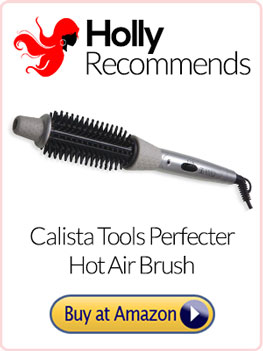 calista tools perfecter heated round brush