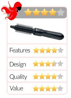 vidal sassoon hot air styling brush