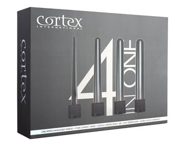 cortex 4 in 1 curling wand