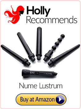 nume lustrum 5-in-1 curling wand